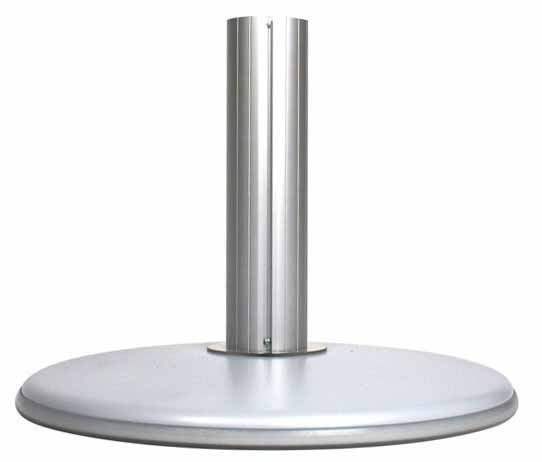 Linear 450mm Dome Base