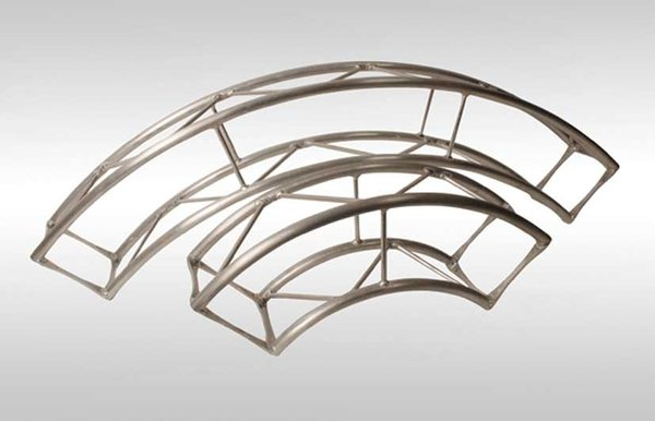 Arena-4 Curved Truss