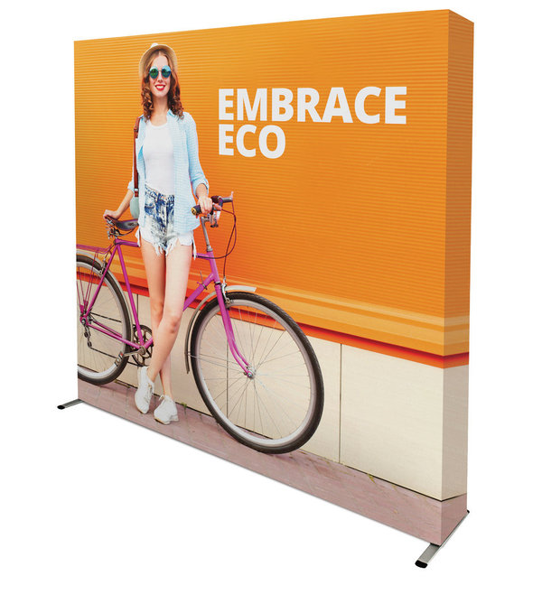 Embrace Stretch Fabric Pop-Up Stand