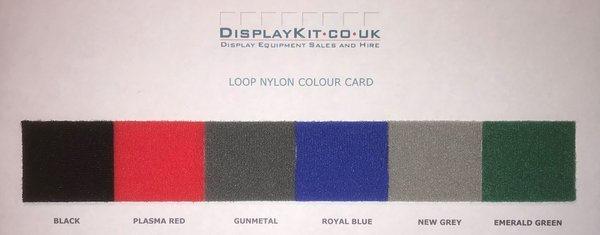 Loop Nylon Covering